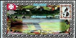 WALLIS & FUTUNA 2003 AEROGRAMME UNUSED LUX - Covers & Documents