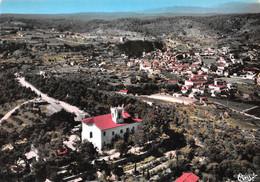COTIGNAC - Vue Panoramique Aérienne De Notre-Dame De Grâces - Cotignac