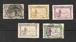 Portugal N°109 à 111, 113, 114 Cote 22 Euros - 1892-1898 : D.Carlos I