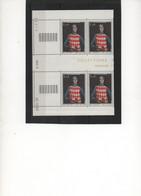 MONACO.1967-1972. 10 BLOCS DE 4 AVEC COINS DATES. NEUF**. - Royalties, Royals