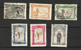 Portugal N°109, 110, 114 à 116 Cote 75 Euros (121 Abîmé Offert) - 1892-1898 : D.Carlos I