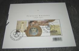 BL107° - Ferdinand Knopft Gestempeld Eerstedag /   3229/32 (o) Obliteré 1e Jour - Belgien