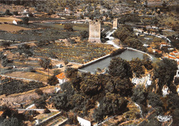 COTIGNAC - La Piscine Municipale - Vue Aérienne - Cotignac