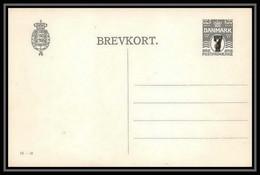 3133/ Danemark (Denmark) Entier Stationery Carte Postale (postcard) Neuf (mint) - Interi Postali