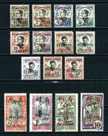 Kouang-Tcheou (Francesa) Nº 35/... Cat.91,90€ - Kouang-Tcheou (1906-1945)