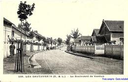 71 - Les Gautherets - Le Boulevard De Verdun - Other Municipalities