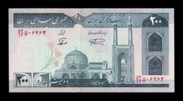 Irán 200 Rials 1982-2005 Pick 136d Sign 28 SC UNC - Iran