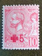 MONACO 1914 Y&T N° 26 ** AU PROFIT DE LA CROIX ROUGE - Nuovi