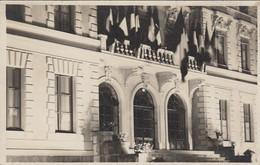 Photographie - Carte-Photo - Façade - Architecture - Mairie De Paris ? - 20 Août 1934 - Fotografía