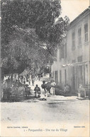 PORQUEROLLES - Une Rue Du Village - Porquerolles