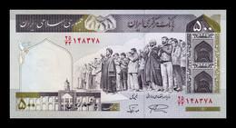 Iran 500 Rials 2010 Pick New Sign 28 SC UNC - Iran