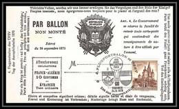 41941 Ballon Non Monté Ballonpost 1970 France Autriche (Austria) Airmail Lettre Cover - Airmail