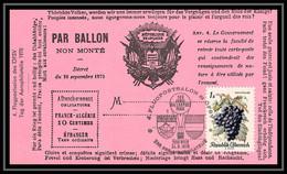 41943 Ballon Non Monté Ballonpost 1970 France Autriche (Austria) Airmail Lettre Cover - Airmail
