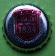 1 Capsule De Bière   ETABLERT  1834 - Beer
