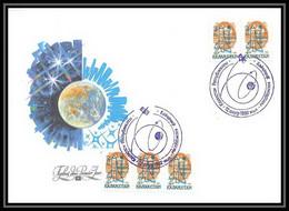 10633/ Espace (space Raumfahrt) Lettre (cover Briefe) 12/4/1992 Gagarine Gagarin Cosmonautics Day Russie (russia) - Russia & URSS