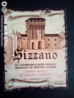 SIZZANO - CANTINA SOCIALE SIZZANO E GHEMME (NOVARA) - ETICHETTA - ÉTIQUETTE B - Red Wines
