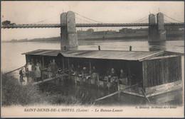 Saint Denis De L' Hotel , Le Bateau Lavoir , Animée - Sonstige Gemeinden