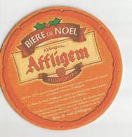 SOUS BOCK  Abbaye De AFFLIGEM  - Bière De Noel - Beer Mats