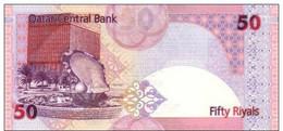 QATAR  P. 23 50 R  2003 UNC - Qatar