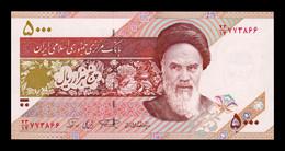 Iran 5000 Rials 1993-2009 Pick 145c SC UNC - Iran