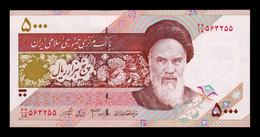 Iran 5000 Rials 1993-2009 Pick 145f SC UNC - Iran
