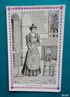 Bons Points Instructifs - Dégraissage Et Nettoyage Des étoffes - Illustrateur P. Mejanel - Collection C. Charier - Autres