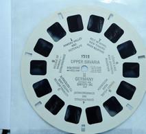 VIEW MASTER  1512   UPPER BAVARIA II   GERMANY - Stereoscoopen