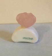 """Miniature  """"PIVOINE """" De YVES ROCHER Eau De Toilette 7,5 Ml Sans Boîte  (71-Lo) - Miniatures Femmes (sans Boite)"""