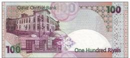 QATAR  P. 24 100 R  2003 UNC - Qatar