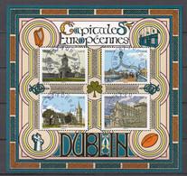 FRANCE 2020 Bloc - Capitales Européennes - Dublin Oblitéré Cachet Rond - France
