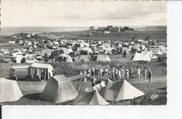 DONVILLE LES BAINS  Le Camping Et La Colonie De Vacances - Autres Communes