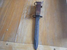 Baïonnette MAS 49 56 - Armas Blancas