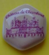 Fève - Artfun - Monument De France - Château De Chambord  - Réf AFF 2018 44 ( Aldi ) - Regio's