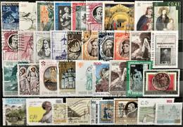 Schönes Vatikan Lot Gestempelt - Verzamelingen