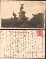 Argentina - Tarjeta Postal - Buenos Aires - Monumento San Martin - 1916 - Circulada - A1RR2 - Argentinië