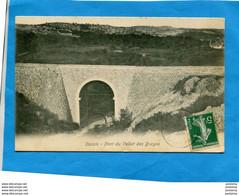 CASSIS-**à Prix FIXE Immédiat**-pont Du Vallat Des Brayes- édition  -a Voyagé En 1912 - Cassis