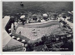 CAPRI  La CANZONE Del Mare  Swimming Pool Piscina - Italy
