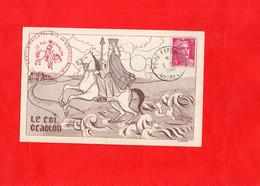 G2409 - LE ROI GRADLON - Exposition 1948 - QUIMPER - 1940-49