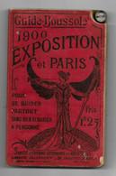 Guide Boussole , Exposition Et Paris ; 1900 ; Avec Boussole - Michelin (guides)