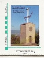 "MTAM ""TELEGRAPHE CHAPPE CASTELNAUDARY"" - NEUF - Personalized Stamps (MonTimbraMoi)"