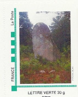 """MTAM """"MENHIR"""" - NEUF - Personalized Stamps (MonTimbraMoi)"""