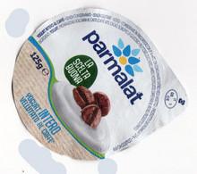 PARMALAT CAFFE'  COFFEE FRUIT   YOGURT  COPERCHIETTO ITALY - Labels