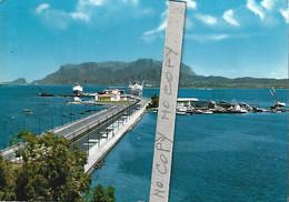 Olibia - Avenue Isola Bianca - Vue Du Port - Olbia