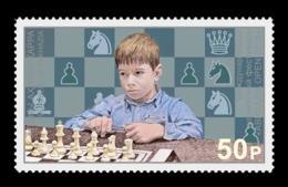 Abkhazia 2018 Mih. 979 International Chess Festival Abkazia Open MNH ** - Georgia