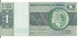 BRESIL 1 CRUZEIRO ND 1972-80 UNC P 191A C - Brasil