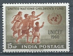 Inde YT N°122 UNICEF Neuf ** - Neufs