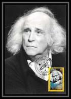 5285/ Carte Maximum (card) France N°3392 Artistes De La Chanson: Léo-Ferré - 2000-09
