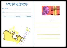 Italie (italy) Entier Postal (Stamped Stationery) 1914 - GUGLIELMO MARCONI - 6. 1946-.. Repubblica