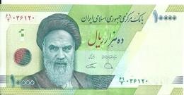 IRAN 10000 RIELS ND2019 UNC P 159 C - Iran
