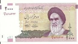 IRAN 2000 RIALS ND2000 UNC P 144 - Iran